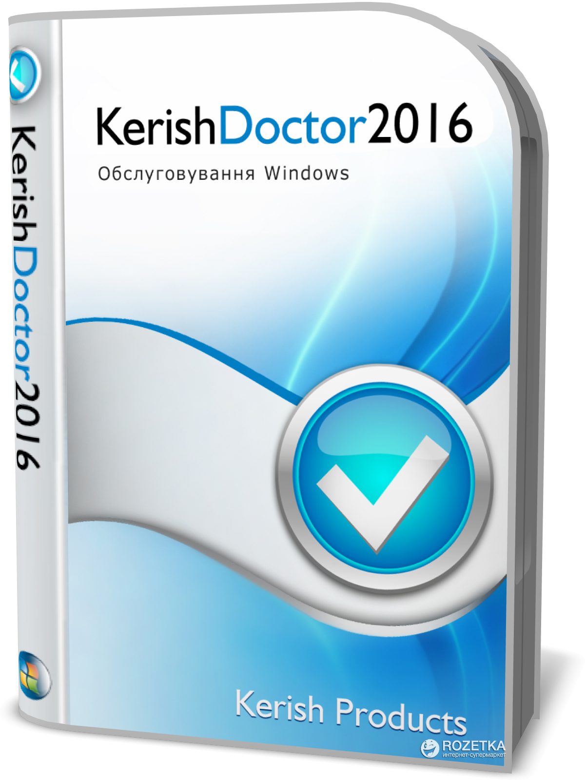 ключ для Kerish Doctor